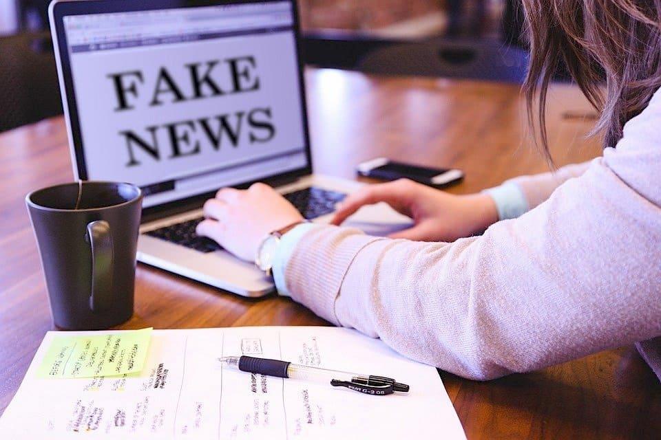 フェイクニュース・デマの拡散