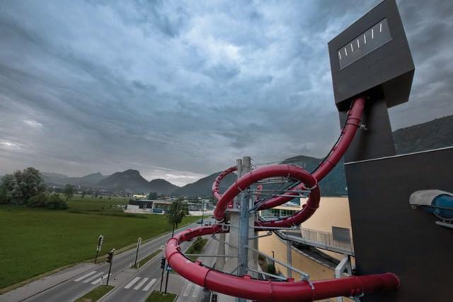 凄いウォータースライダー:L2(オーストリア-ヴェルグル)