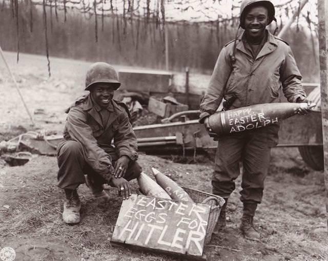 ヒットラーのためのイースターエッグ(1944-1945)