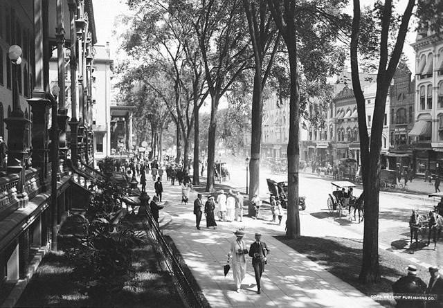 ニューヨークのブロードウェイ(1900-1915)