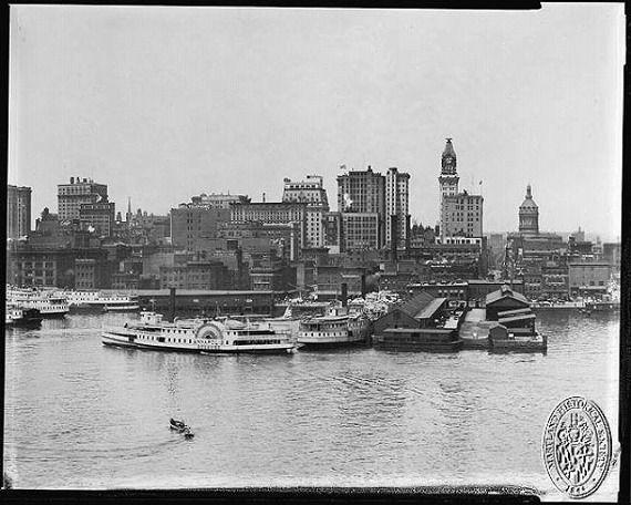 1900年のメリーランド州ボルティモア(アメリカ)(baltimore-1900)