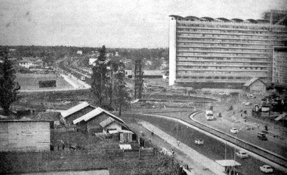 1960年代のジャカルタ(Jakarta-1960)