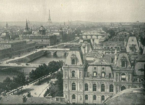 1900年のパリ(フランス)(paris-1900)