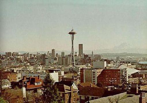 1970年のワシントン州シアトル(seattle-1970)