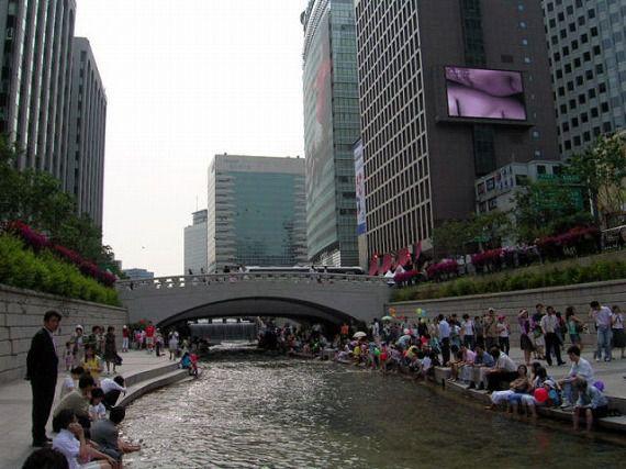 2011年のソウル(seoul-2011)