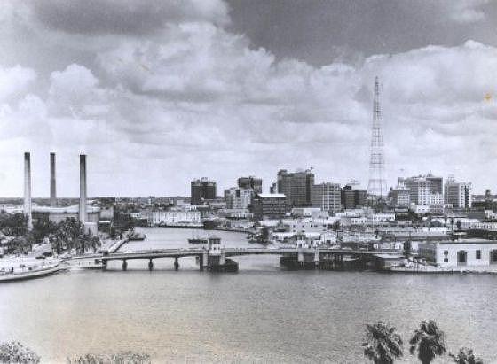 1956年のフロリダ州タンパ(tampa-1956)