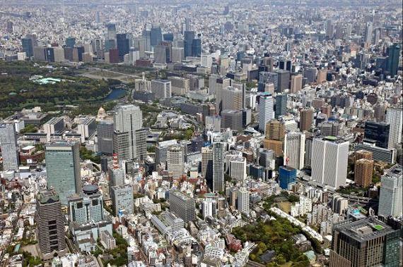 2011年の東京(tokyo-2011)