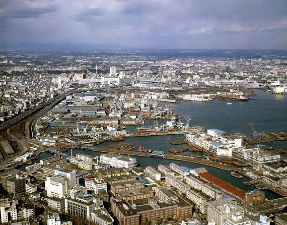 1978年の横浜(yokohama-1978)