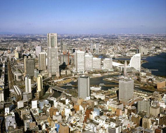 2006年の横浜(yokohama-2006)