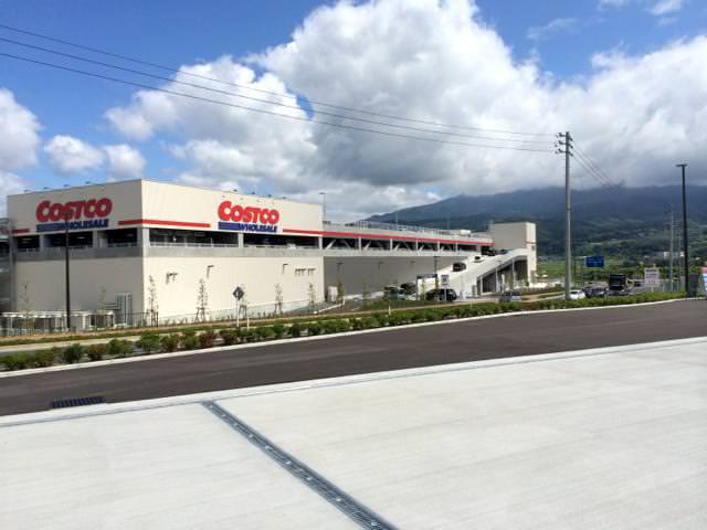 コストコ山形県かみのやま倉庫店
