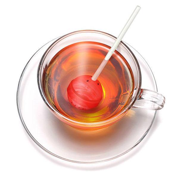 おしゃれな茶こし(ティーストレーナー):キャンディ