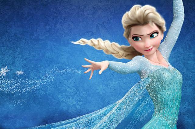 エルサ(アナと雪の女王)の髪型の真実