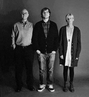 仲良し家族のタイムスリップ写真(2009年)