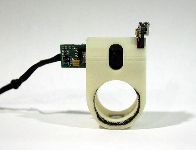MITが開発したフィンガーリーダー