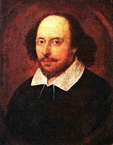 世界が尊敬する偉人:シェイクスピア(作家)