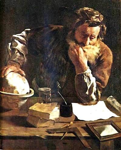 世界が尊敬する偉人:アルキメデス(数学者・発明家)