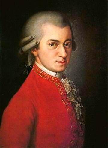 世界が尊敬する偉人:モーツァルト(作曲家)