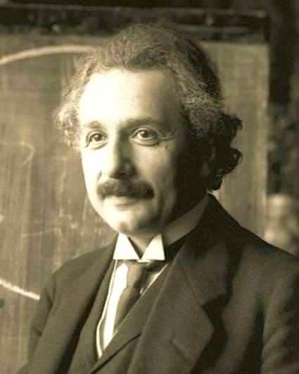 世界が尊敬する偉人:アインシュタイン(物理学者)