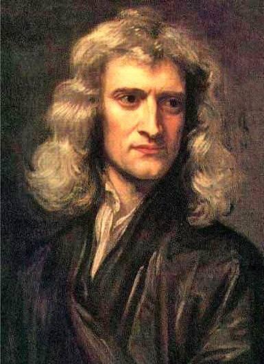 世界が尊敬する偉人:ニュートン(物理学者・数学者)