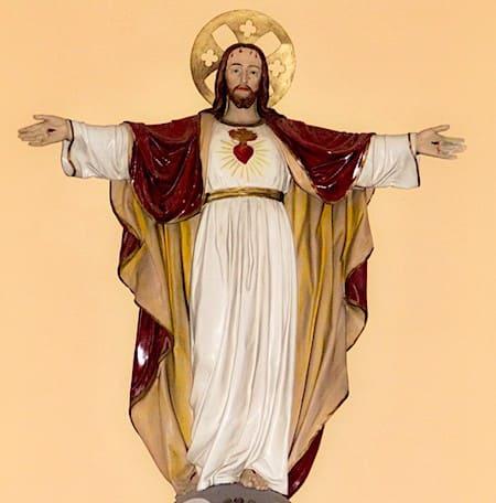 偉人ランキングの世界TOP:イエス・キリスト