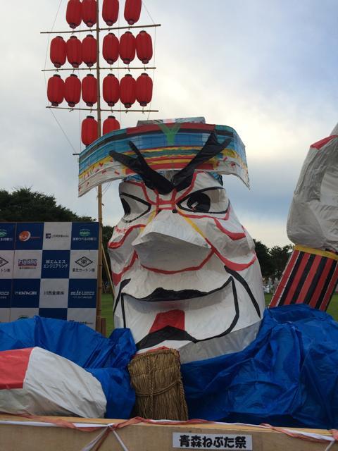 東北六魂祭-かかし祭inかみのやま温泉