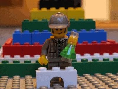 レゴ-1940年代の子供たちが欲しがったプレゼント