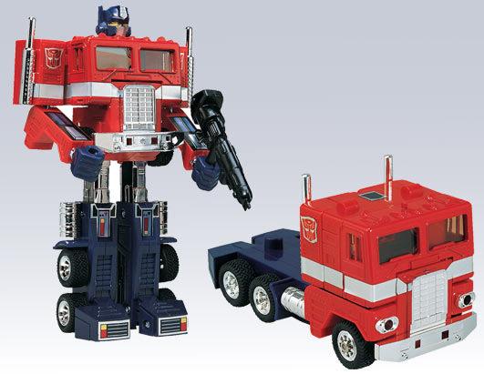トランスフォーマー(Transformers)