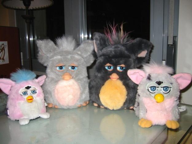 ファービー(Furby)