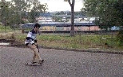 キックボード(Razor Scooter)