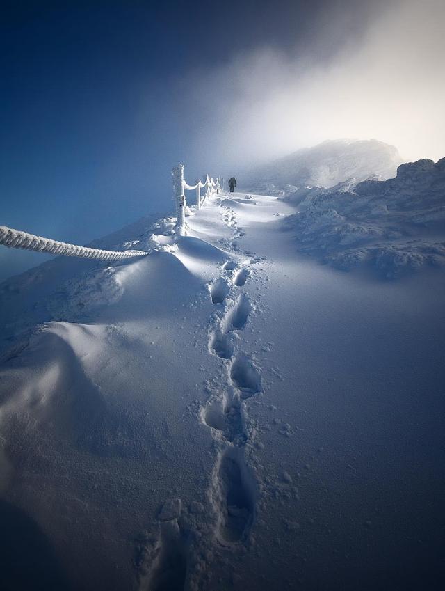 蛮勇:雪山へ挑む登山家
