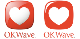 OKWaveのロゴ