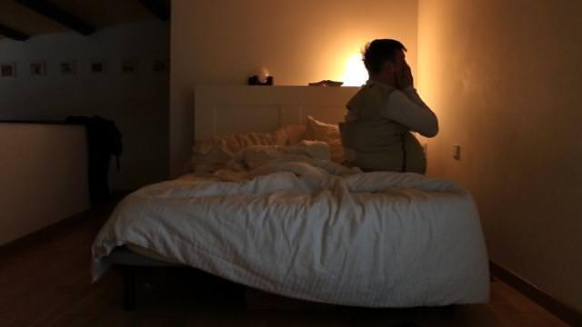 妊婦体験の初めての夜
