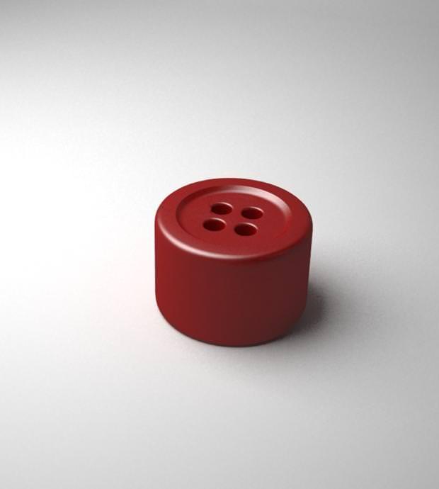 不便なデザイン:分厚すぎて不便なボタン