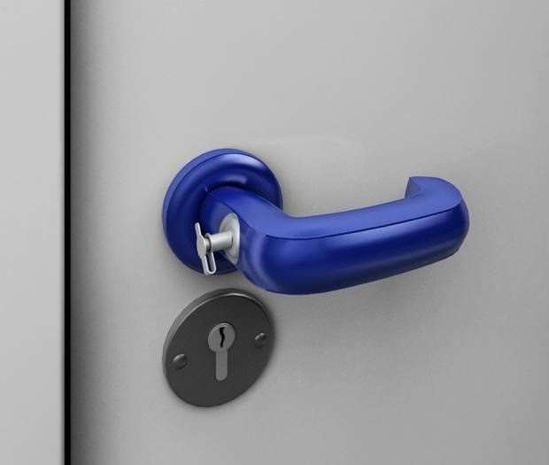 不便なデザイン:閉じ込める際に使える鍵と鍵穴