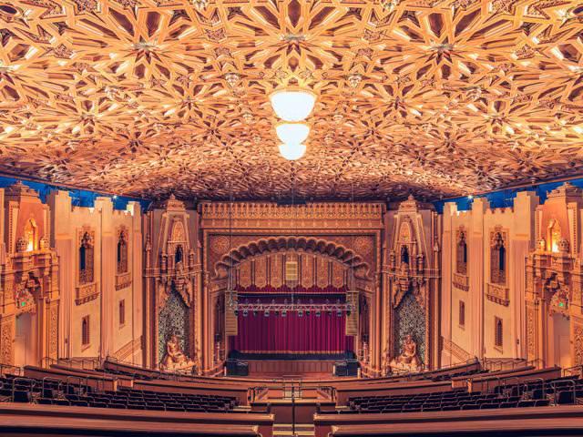 世界最大級の映画館:フォックス・シアター(Fox Theater)