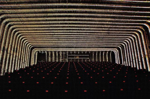 世界最大級の映画館:Cineteca De El Matadero