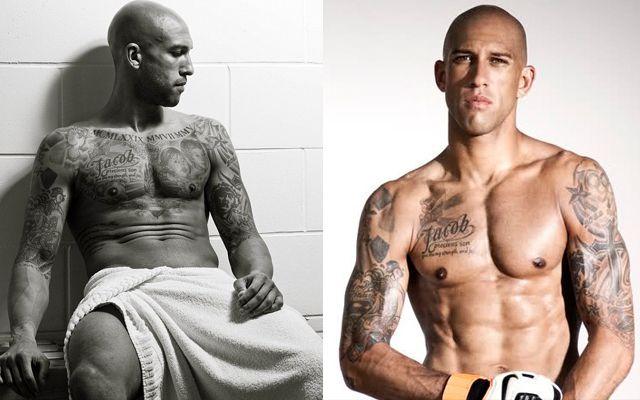 タトゥーが印象的なサッカー選手-ティム・ハワード