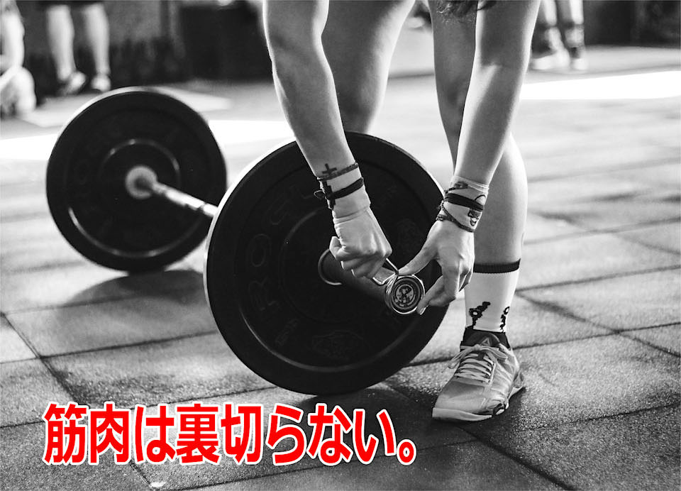筋トレ(muscle-training)