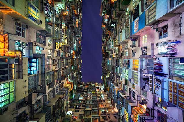 香港の超高層ビル群の写真13選【モンスタービルの建築が凄い!】