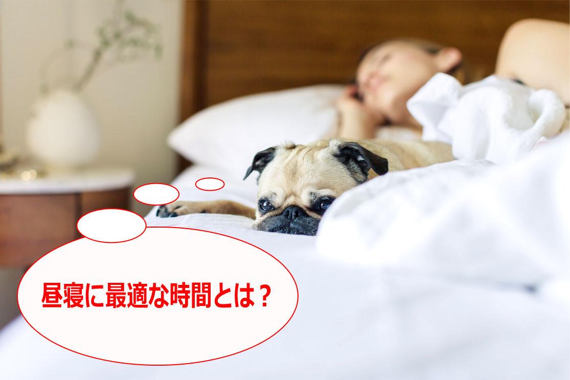 昼寝の効果と最適な睡眠時間について【15分・30分・90分】