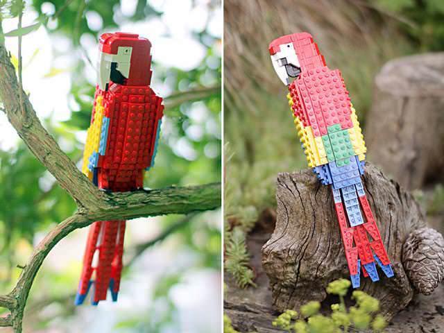 レゴブロックの新商品「LEGO Birds(レゴバード)」の作品例20選