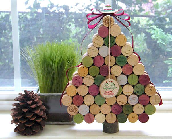 手作りクリスマスツリーのお洒落なDIYアイディア21選【子供でも簡単】