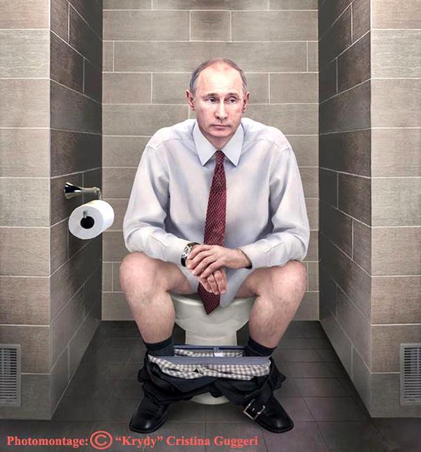 世界の指導者(リーダー)たちの、トイレ姿!?【彼らの私生活・日常を暴く!】