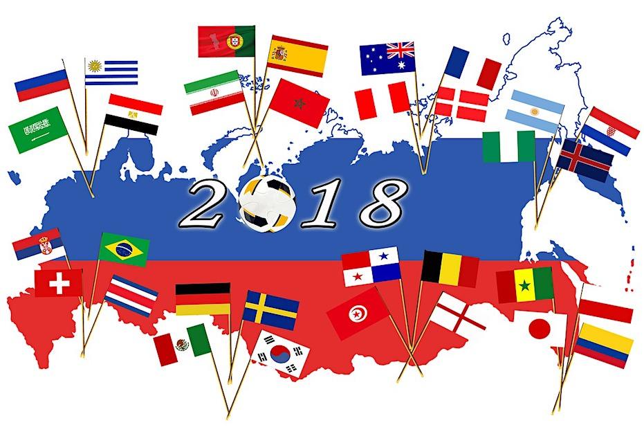 FIFAワールドカップ2018(ロシアW杯)の裏側!日本代表の背番号、テレビ番組日程表、マル秘情報も?!