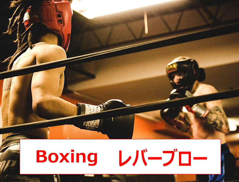 レバーブロー(ボディフック)の打ち方・練習方法・効果について【ボクシング】