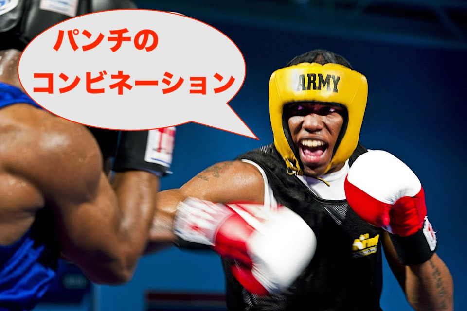 ボクシングのコンビネーションのコツ・練習方法を動画で解説