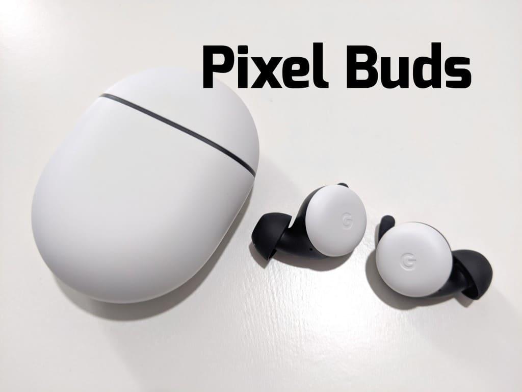【Pixel Budsのレビュー】リアルタイム翻訳ができるGoogleワイヤレスイヤフォン