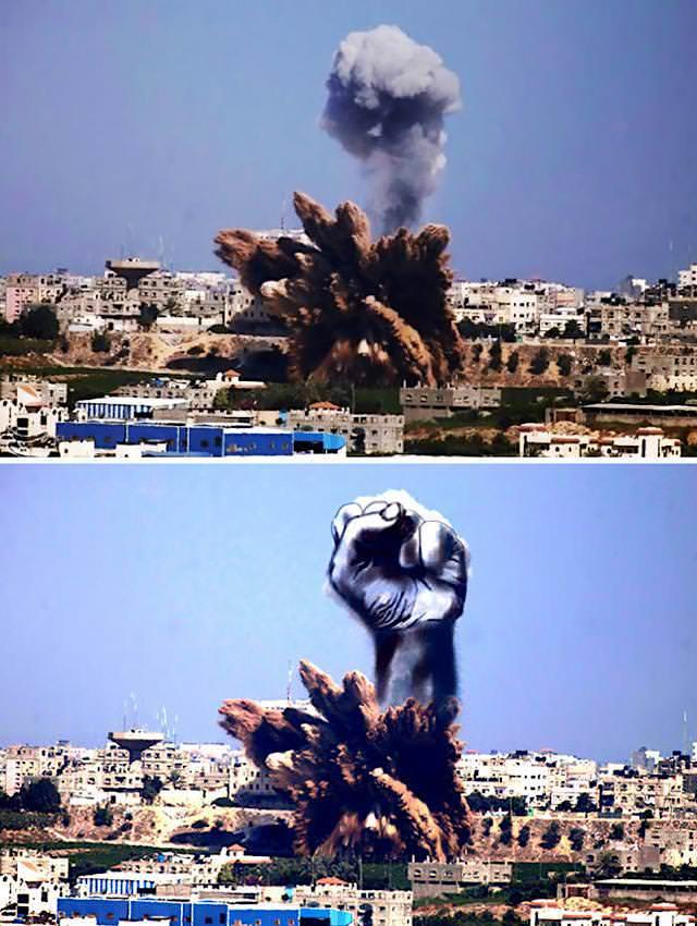空爆の写真から戦争アート!?戦争へ無言で抗議した芸術11選