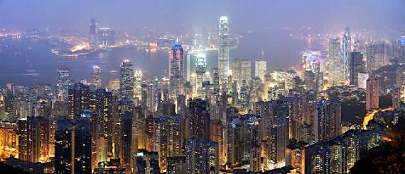2011年の香港