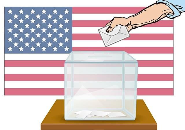 2020大統領選挙投票